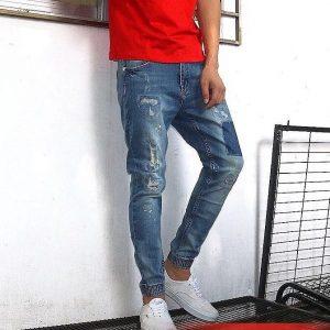 quần jean rách QJ5618