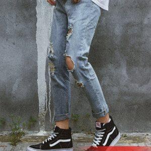 quần jean rách QJ5778