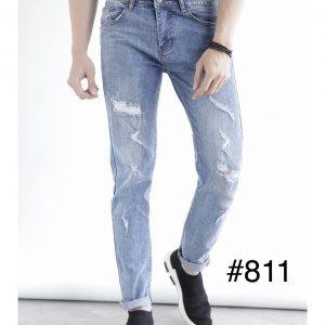 quần jean rách 811