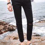 Cách chọn quần jean nam đẹp cho từng dáng người